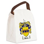 Weaver Coat of Arms Canvas Lunch Bag
