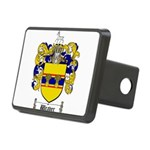 Weaver Coat of Arms Rectangular Hitch Cover