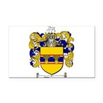 Weaver Coat of Arms Rectangle Car Magnet