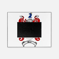 West Coat of Arms Picture Frame