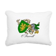 Cute Irish coat arms Rectangular Canvas Pillow