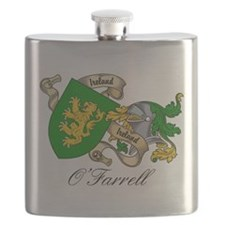 Cute Ireland crest Flask