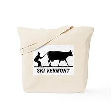 The Ski Vermont Shop Tote Bag