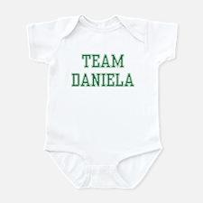 TEAM DANIELA  Infant Bodysuit