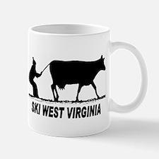 The Ski West Virginia Shop Mug