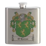 O'Horan Coat of Arms Flask
