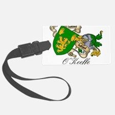 O'Keeffe Family Crest Luggage Tag