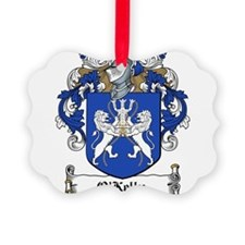 O'Kelly Coat of Arms Ornament