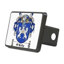 O'Kelly Coat of Arms Hitch Cover