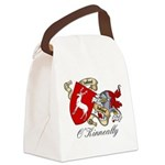 O'Kinneally Coat of Arms Canvas Lunch Bag