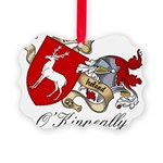 O'Kinneally Coat of Arms Picture Ornament