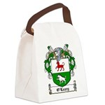 O'Leary Family Crest Canvas Lunch Bag