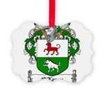 O'Leary Family Crest Picture Ornament