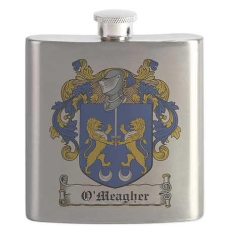 OMeagher (Tipperary)-Irish-9.jpg Flask