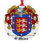 OMeara (Mara-Tipperary)-Irish-9.jpg Round Ornament