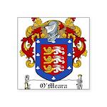 OMeara (Mara-Tipperary)-Irish-9.jpg Square Sticker