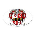 OMurphy (Cork)-Irish-9.jpg Oval Car Magnet