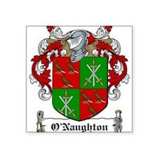 ONaughton (Roscommon)-Irish-9.jpg Square Sticker 3