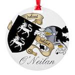 ONeilan.jpg Round Ornament