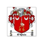 OQuin-Irish-9.jpg Square Sticker 3