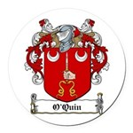OQuin-Irish-9.jpg Round Car Magnet