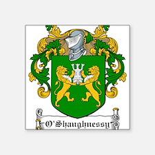 """OShaughnessy-Irish-9.jpg Square Sticker 3"""" x 3"""""""