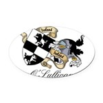 OSullivan Beare.jpg Oval Car Magnet