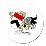 OTierney.jpg Round Car Magnet