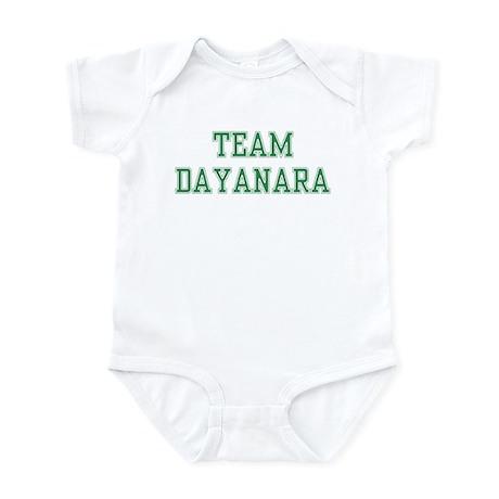 TEAM DAYANARA Infant Bodysuit