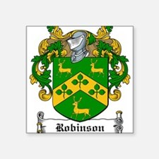 "Robinson-Irish-9.jpg Square Sticker 3"" x 3"""