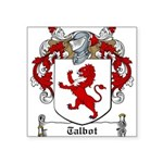 Talbot (1610)-Irish-9.jpg Square Sticker 3