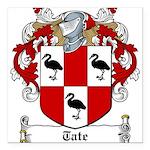 Tate 1660-Irish-9.jpg Square Car Magnet 3