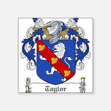Taylor (Taylour 1607)-Irish-9.jpg Square Sticker 3