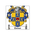 Turner (Dublin 1618)-Irish-9.jpg Square Sticker 3