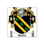 Waller (Limerick)-Irish-9.jpg Square Sticker 3