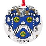 Waters (Limerick)-Irish-9.jpg Round Ornament