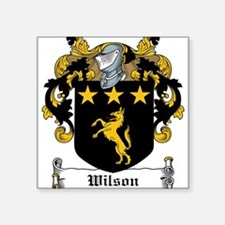 "Wilson-Irish-9.jpg Square Sticker 3"" x 3"""