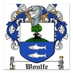 Woulfe-Irish-9.jpg Square Car Magnet 3