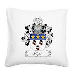 Righi_Italian.jpg Square Canvas Pillow