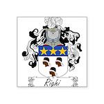 Righi_Italian.jpg Square Sticker 3