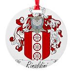 Rinaldini_Italian.jpg Round Ornament
