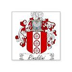Rinaldini_Italian.jpg Square Sticker 3