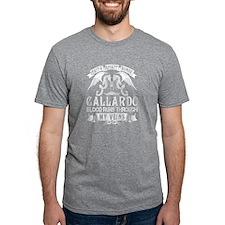 Blue Tribal Ribbon I T-Shirt
