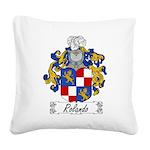 Rolando_Italian.jpg Square Canvas Pillow
