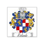 Rolando_Italian.jpg Square Sticker 3
