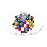 Rolando_Italian.jpg Oval Car Magnet