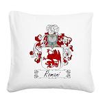 Romani_Italian.jpg Square Canvas Pillow