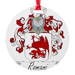 Romani_Italian.jpg Round Ornament