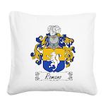 Romano_Italian.jpg Square Canvas Pillow