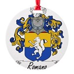 Romano_Italian.jpg Round Ornament